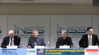 Panel V: Revitalizing the Non-Proliferation Treaty: Possible Responses
