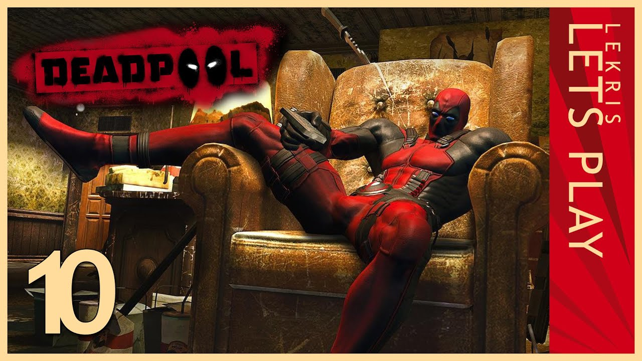 Deadpool #10 - Follow the Smell of Rogue  - Let's Play Deadpool | HD