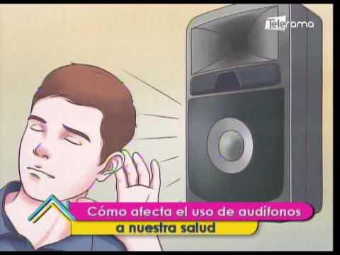 Cómo afecta el uso de audífonos a nuestra salud