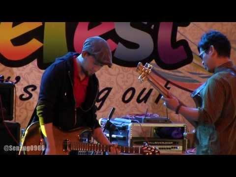 The Groove - Let's Go! Reunion @ Jungle Fest [HD]