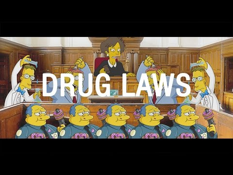 Drug Laws - The Feed