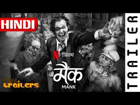 Mank (2020) Netflix Official Hindi Trailer #1 | FeatTrailers