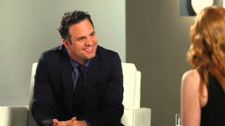 Jessica Chastain & Mark Ruffalo - Variety Studio: Actors on Actors presented by Samsung Galaxy