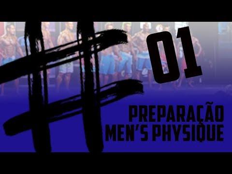 #01 PREPARAÇÃO MENS PHYSIQUE - DIETA, TREINOS, SUPLEMENTOS E AEs