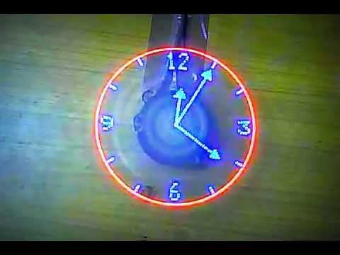 El reloj helice