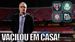 Tudo sobre o Corinthians: http://gztsp.com/2uOuSYiTudo sobre o Santos: http://gztsp.com/2tMGQopTudo sobre o São Paulo: http://gztsp.com/2ttRNZtTudo sobre o Palmeiras: http://gztsp.com/2tubmAD