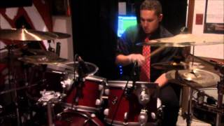Trans-Siberian Orchestra-Drum Cover-Christmas Cannon Rock