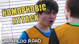 Josh Starts a Fight With Connor   Waterloo Road