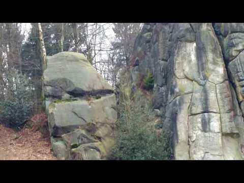 Externsteine bei Bad Meinberg (NRW) 2018 / Teil1