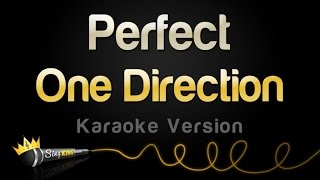 One Direction - Perfect (Karaoke Version)
