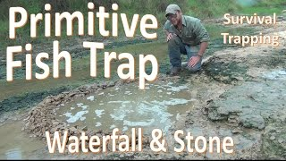 A Primitive Fish Trap build utilizing a waterfall and natural stone. See how it is done and what it catches.Disclaimer:  This trap was built for educational purposes only and is not a suitable or sustainable method of catching aquatic life. The building of such traps is not advisable as it can negatively impact the local ecology and is thus illegal in many states.  If you have the ability and desire to support this channel please visit the link below:My Patreon: https://www.patreon.com/user?u=2838693Bitcoin Address: 1AtaFo7aZkdyNPh6oRGScppDUj7LXBEyFaJoin My Facebook Page for Updates:  https://www.facebook.com/Outbackerish-1658414024370484/