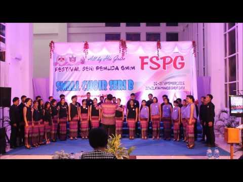 Mazmur 51 & Alleluia Fanfare, EFATA Youth Choir Tompaso - FSPG 2016