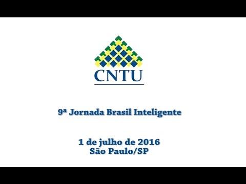 9ª Jornada Brasil Inteligente | Reportagem