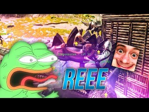 REEE - Ark Survival Evolved w/Wedry
