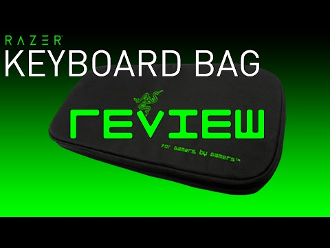 Razer Keyboard Bag Review