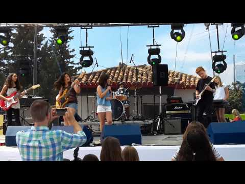 """The Rockids"" Price Tag, San Pedro Rock 2015"