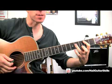 Mr Big – To Be With You Easy Acoustic Guitar Lessons – Free Online Chords & Strumming Song …