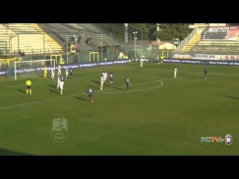 Crotone-Ternana, il Video