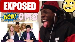 CRAZY MUSICAL NEWS by Rudy Mancuso & Lele Pons  REACTION!!!
