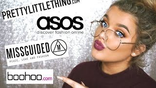 BACK TO SCHOOL HAUL! £10 & UNDER! For those of you heading back to school/off to university, here is a haul of things I would wear/use all UNDER £10 ...