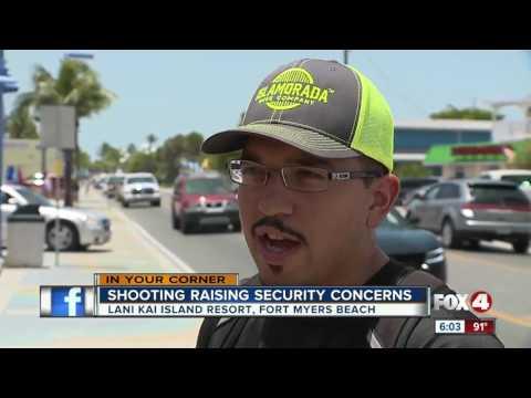 Shooting at Lani Kai raises security concerns