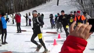 Bennington (VT) United States  City new picture : 2014 Dion Snowshoes USA National Championships men's race Bennington, Vermont