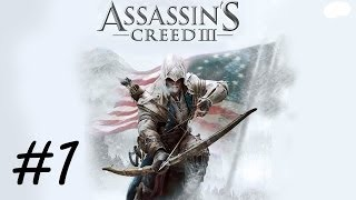 "Video ""Assassin's Creed 3"" walkthrough (100% synchronization),  Prologue + Sequence 1 (All missions) MP3, 3GP, MP4, WEBM, AVI, FLV September 2018"