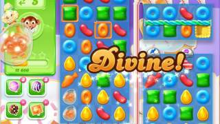 Candy crush jelly saga level 154PLEASE SUBSCRIBE & like my videoshere u can see how to solve  levels from most popular games from facebook like candy crush saga, buggle, farm heroes saga, pet rescue saga, pengle , pepper panic saga ,...