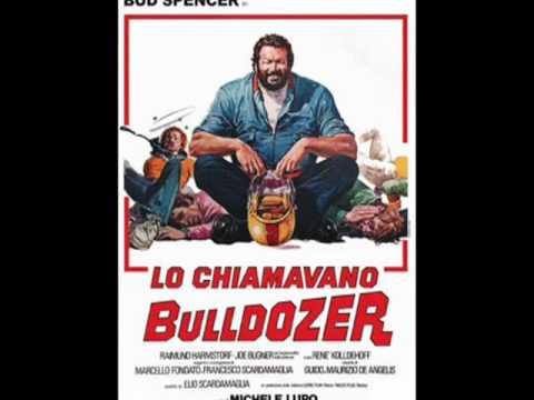 Bud Spencer   Lo Chiamavano Bulldozer Theme   YouTube
