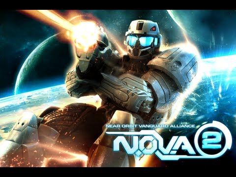 Video of N.O.V.A. 2 - Near Orbit…