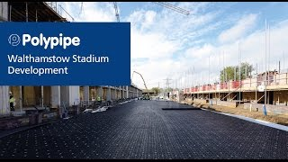 Polypipe provides management system Walthamstow Stadium.