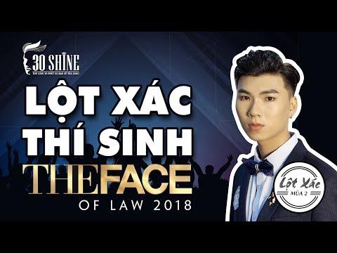 Màn Lột Xác Của Thí Sinh The Face ĐH Luật HN   Lột Xác Tập 15 - Mùa 2   30Shine TV - Thời lượng: 6:28.