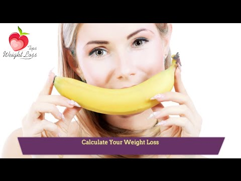 Weight Loss Calculator | Calculate Your Weight Loss