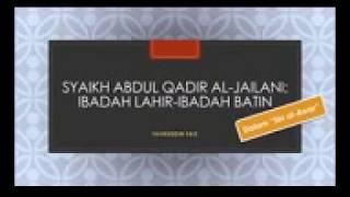 Nonton Kisah Sufi : Syech Abdul Qodir Al Jailani DR.Fahruddin Faiz Film Subtitle Indonesia Streaming Movie Download