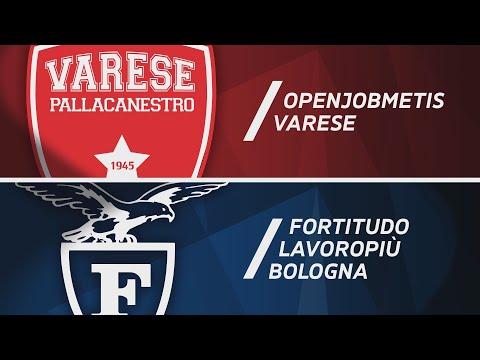 Serie A 2020-21: Varese-Fortitudo Bologna, gli highlights