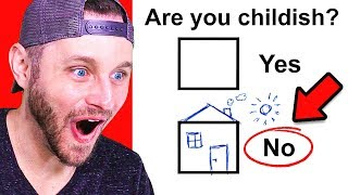 FUNNY KIDS TEST ANSWERS •
