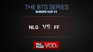 Fantastic Five vs NLG, game 1
