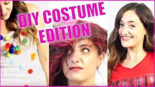 DIY Halloween Costume STRUGGLES by Seventeen Magazine