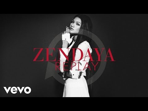 replay - The debut album ZENDAYA feat.