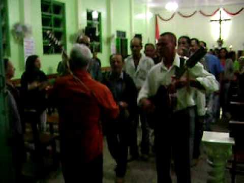 Festa do Divino em Leme do Prado - MG
