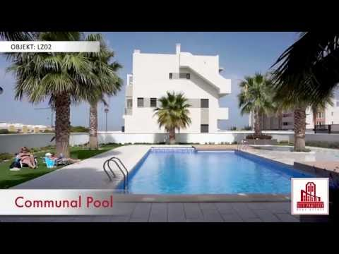 Costa Blanca Immobilien Spain ,LZ02, Penthouse kaufen City Property