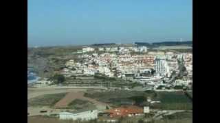 Lourinha Portugal  City new picture : Praia da Areia Branca-Lourinhã Portugal.wmv