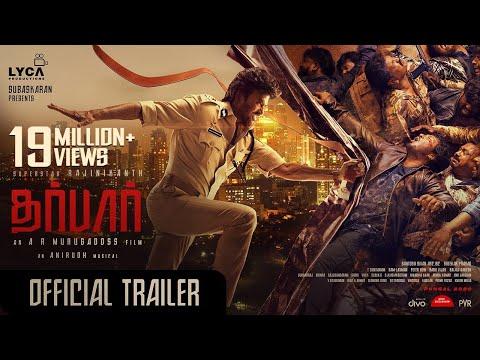 Darbar Tamil movie Latest Teaser