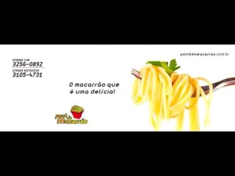 point do macarrão