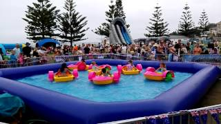 Planet Entertainment - Paddle Boats