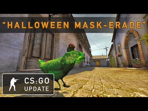 update - Valve have wished us a happy spooky Halloween in this update, featuring: Masks, ZOMBIE CHICKENS, haunted wind chimes, and much more! This is my first ever attempt at creating quickie video...