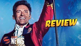 Video The Greatest Showman - REVIEW MP3, 3GP, MP4, WEBM, AVI, FLV Februari 2018