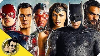 Video JUSTICE LEAGUE - WTF Happened to this Movie (2017) DC Superhero Film MP3, 3GP, MP4, WEBM, AVI, FLV Mei 2019