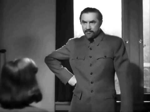 Greta Garbo y Bela Lugosi Ninotchka (1939)