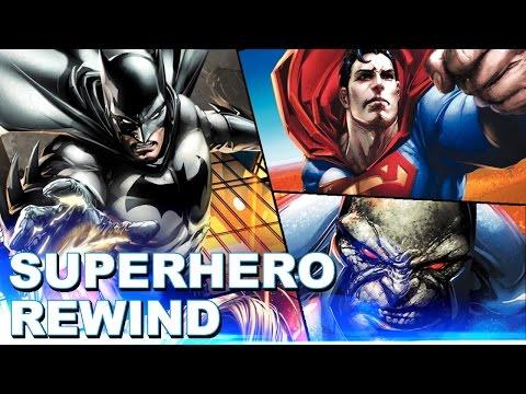 Superhero Rewind: Superman/Batman Apocalypse Review